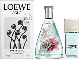 Parfüm, Parfüméria, kozmetikum Loewe Agua de Loewe Mar de Coral - Parfüm szett (edt/150ml + edt/30ml)