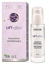 Parfüm, Parfüméria, kozmetikum Fiatalító koncentrátum - Floslek Lift Effect Rejuvenating Concentrate