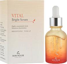 Parfüm, Parfüméria, kozmetikum Vitaminizált szérum egyenletes arcszínhez - The Skin House Vital Bright Serum