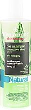 Parfüm, Parfüméria, kozmetikum Bio sampon érzékeny fejbőrre kenderolajjal - Farmona Nivelazione Skin Therapy Natural Bio Shampoo