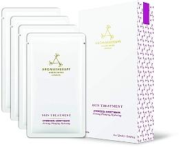 Parfüm, Parfüméria, kozmetikum Fiatalító szövetmaszk - Aromatherapy Associates Skin Treatment Hydrosol Sheet Mask