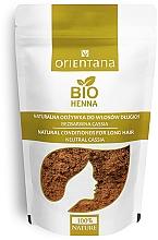 Parfüm, Parfüméria, kozmetikum Kondicionáló hosszú hajra - Orientana Bio Henna Herbal Long Hair Conditioner
