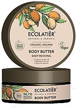 "Parfüm, Parfüméria, kozmetikum Krém-vaj testre ""Mély regenerálás"" - Ecolatier Organic Argana Body Butter"