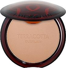 Parfüm, Parfüméria, kozmetikum Arcpúder - Guerlain Terracotta Moisturizing Bronzing Powder Long Lasting