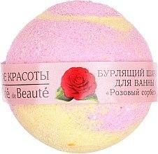 """Parfüm, Parfüméria, kozmetikum Fürdőgolyó """"Rózsa sörbet"""" - Le Cafe de Beaute Bubble Ball Bath"""