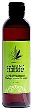 """Parfüm, Parfüméria, kozmetikum Masszázsolaj """"Kender"""" - Yamuna Hemp Plant Based Massage Oil"""