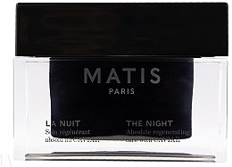 Parfüm, Parfüméria, kozmetikum Éjszakai regeneráló arcgél - Matis Reponse Caviar The Night