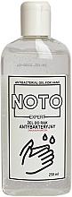 Parfüm, Parfüméria, kozmetikum Kézfertőtlenítő gél - Noto Expert Antibacterial Gel For Hand