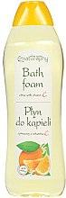 """Parfüm, Parfüméria, kozmetikum Fürdőhab """"Citrus C vitaminnal"""" - Bluxcosmetics Naturaphy Citrus & Vitamin C Bath Foam"""