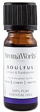Parfüm, Parfüméria, kozmetikum Illóolaj keverék - AromaWorks Soulful Essential Oil