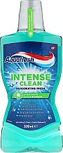 Parfüm, Parfüméria, kozmetikum Szájvíz - Aquafresh Intense Clean Invigorating Freshness