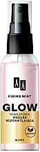 Parfüm, Parfüméria, kozmetikum Fixáló spray - AA Fixing Mist Glow