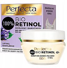 Parfüm, Parfüméria, kozmetikum Éjjel-nappali ránctalanító krém 40+ - Perfecta Bio Retinol 40+ Day And Night Cream