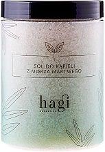 Parfüm, Parfüméria, kozmetikum Holt tengeri fürdősó - Hagi Bath Salt