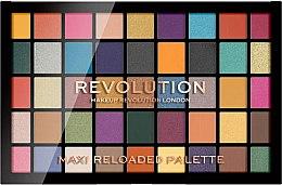 Parfüm, Parfüméria, kozmetikum Szemhéjfesték paletta, 45 árnyalat - Makeup Revolution Maxi Reloaded Palette