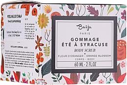 Parfüm, Parfüméria, kozmetikum Bőrhámlasztó - Baija Ete A Syracuse Body Scrub
