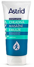 Parfüm, Parfüméria, kozmetikum Hűsítő masszázs emulzió - Astrid Sports Action Cooling Massage Cream