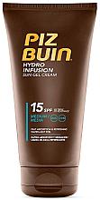 Parfüm, Parfüméria, kozmetikum Napvédő gél - Piz Buin Hydro Infusion Sun Gel Cream SPF15