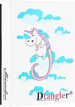 Parfüm, Parfüméria, kozmetikum Gyerek hajkefe, kék és rózsaszín - KayPro Dtangler Unicorn