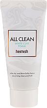 Parfüm, Parfüméria, kozmetikum Arctisztító hab - Heimish All Clean White Clay Foam (mini)