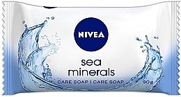 """Parfüm, Parfüméria, kozmetikum Hidratáló szappan """"Tengeri ásványok frissessége"""" - Nivea Sea Minerals Soap"""