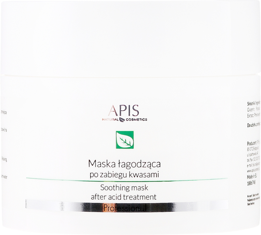 Arcmaszk - APIS Professional Exfoliation Soothing Mask After Acid Treatment