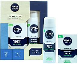 Parfüm, Parfüméria, kozmetikum Szett - Nivea for Men Shave Master Gift Set (sh/foam/200ml+post/shave/balm/100ml)