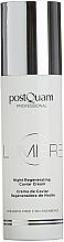 Parfüm, Parfüméria, kozmetikum Regeneráló éjszakai krém - PostQuam Lumiere Night Regenerating Caviar Cream