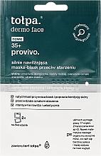 Parfüm, Parfüméria, kozmetikum Arcmaszk - Tolpa Dermo Face Provivo 35+ Mask