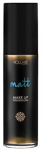 Alapozó krém - Vollare Matt Make-up Foundation
