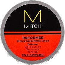 Parfüm, Parfüméria, kozmetikum Eősen fixáló modellező krém gél - Paul Mitchell Mitch Reformer Texturizer