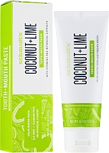 Parfüm, Parfüméria, kozmetikum Fogkrém - Schmidt's Coconut Lime Toothpaste
