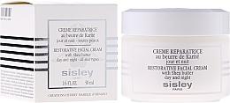 Regeneráló krém - Sisley Botanical Restorative Facial Cream With Shea Butter — fotó N1