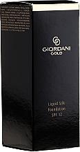 Parfüm, Parfüméria, kozmetikum Alapozó fluid - Oriflame Giordani Gold