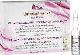 Parfüm, Parfüméria, kozmetikum Arcszérum - Ava Laboratorium Home SPA With Hyaluronic Acid & Vitamin PP Serum