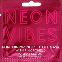 Parfüm, Parfüméria, kozmetikum Arcmaszk - Marion Neon Vibes Pore Minimizing Peel-off Mask
