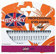 Parfüm, Parfüméria, kozmetikum Tincses műszempilla - Ronney Professional Eyelashes 00028