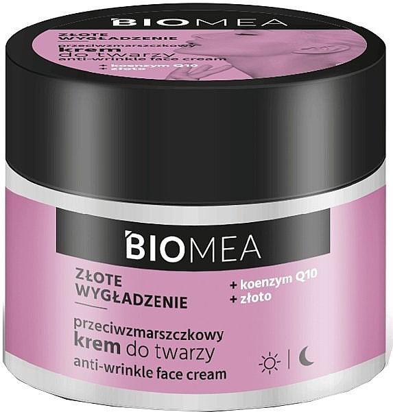 Ránctalanító arckrém - Farmona Biomea Anti-wrinkle Face Cream