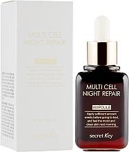 Parfüm, Parfüméria, kozmetikum Éjszakai szérum - Secret Key Multi Cell Night Repair Ampoule