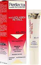 Parfüm, Parfüméria, kozmetikum Szemkörnyékápoló krém - Dax Cosmetics Perfecta Multi-Collagen Retinol Eye Cream 40+/50+
