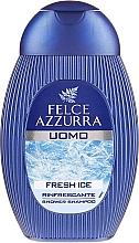 Parfüm, Parfüméria, kozmetikum Sampon és tusfürdő - Felce Azzurra Fresh Ice