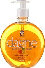 Parfüm, Parfüméria, kozmetikum Folyékony szappan citrus illattal - Seal Cosmetics Dagne Liquid Soap