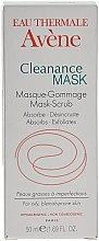Parfüm, Parfüméria, kozmetikum Mélytisztító gommage maszk problémás bőrre - Avene Exfoliating Absorbing Cleanance Mask-Scrub