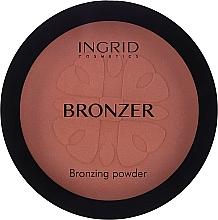 Parfüm, Parfüméria, kozmetikum Bronzosító púder - Ingrid Cosmetics HD Beauty Innovation Bronzing Powder