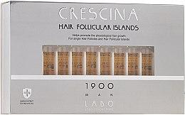 Parfüm, Parfüméria, kozmetikum Hajnövekedést serkentő lotion férfiaknak 1900 - Crescina Hair Follicular Islands Re-Growth 1900