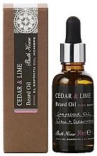 Parfüm, Parfüméria, kozmetikum Bath House Cuban Cedar & Lime - Borotválkozó olaj