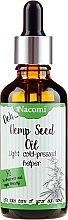Parfüm, Parfüméria, kozmetikum Kendermagolaj pipettával - Nacomi Hemp Seed Oil