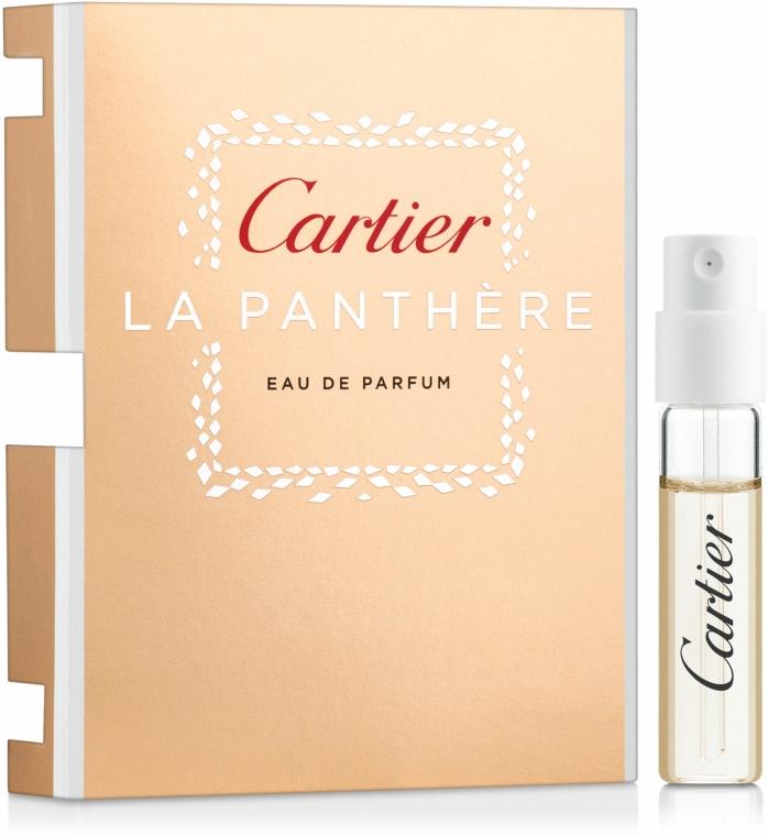 Cartier La Panthere - Eau De Toilette (minta)