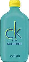 Parfüm, Parfüméria, kozmetikum Calvin Klein CK One Summer 2020 - Eau De Toilette