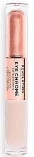 Parfüm, Parfüméria, kozmetikum Folyékony szemhéjfesték - Makeup Revolution Eye Chrome Liquid Eyeshadow